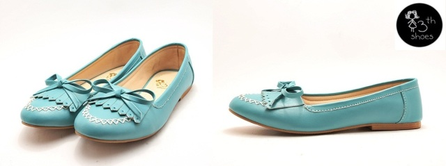 Mint Nail Loafer - 185