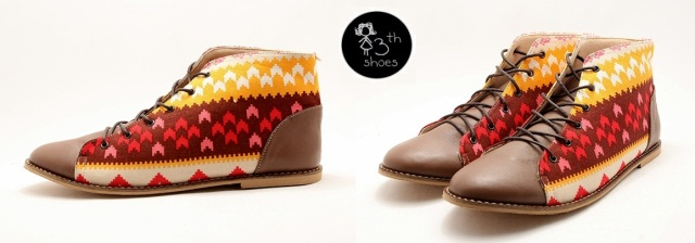 tribal boots - 265