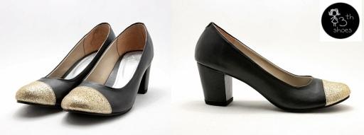 black mary heels - 295