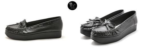 Black Moc Flatform - 315
