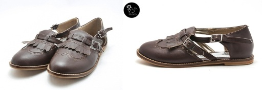 Dark brown Kayla - 225