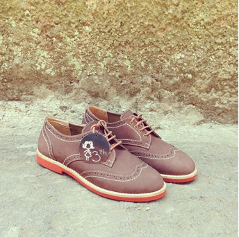 Brown Brogue 3345k