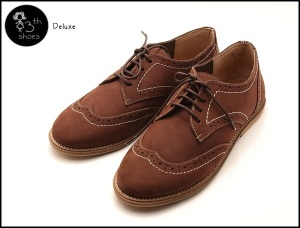 Brown Brogue - Rp.325.000,- (USD 45)