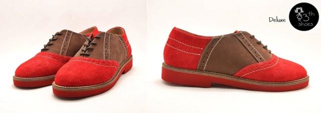 Red Saddle - 325