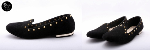 Black Studded - 195