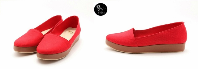 Red Slipper Flatform - 265