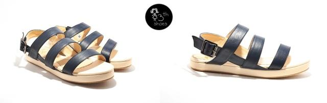 Blue Sandal - 199