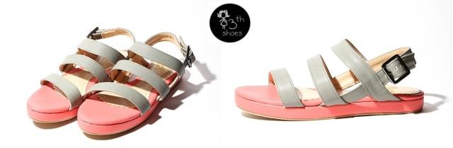 Grey Sandal - 199