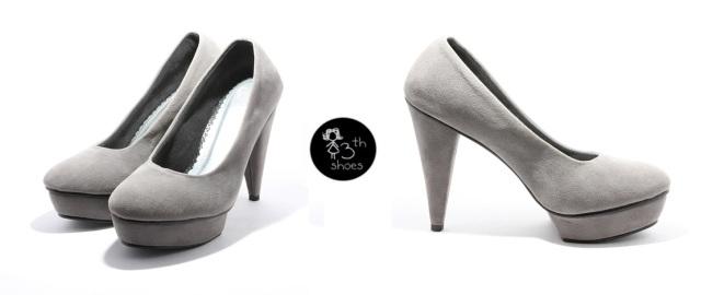 Grey Outsole - 305