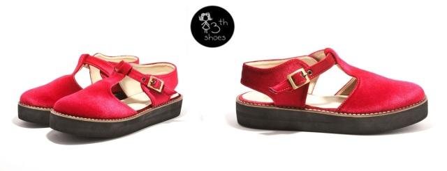 KElly Red V - 305