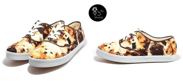 Puppy Sneakers - 265