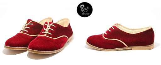 Red Oxford - 255