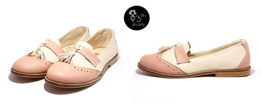 Sweet Tassel in Peach - 235